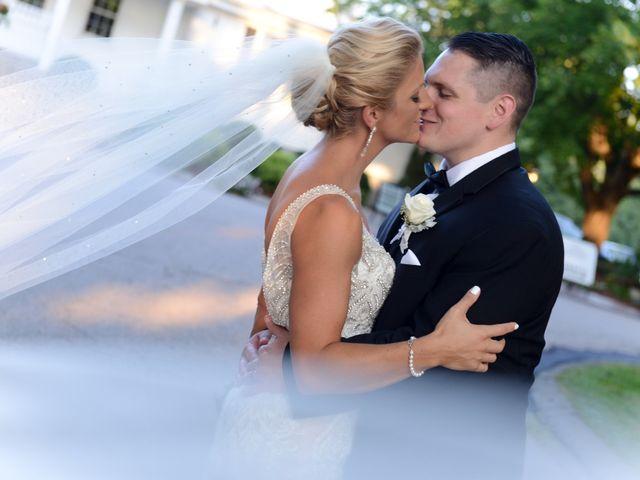 Dave and Vicki's Wedding in Sharon, Massachusetts 17
