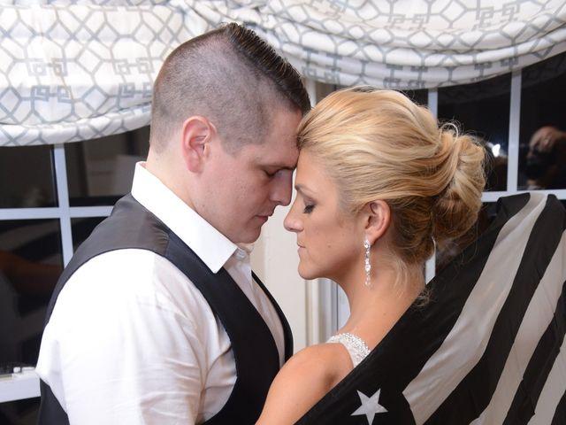 Dave and Vicki's Wedding in Sharon, Massachusetts 19