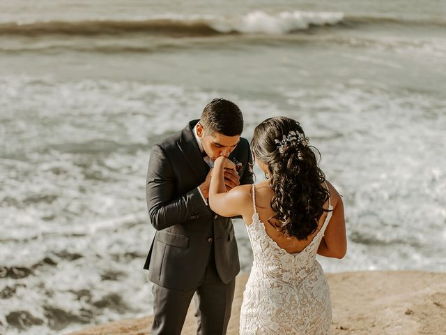 Roy and Mary Ann's Wedding in San Diego, California 15