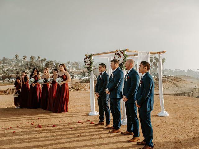 Roy and Mary Ann's Wedding in San Diego, California 18