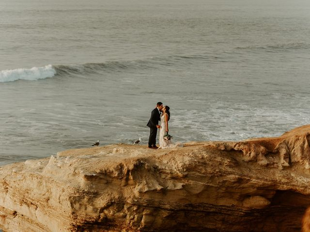 Roy and Mary Ann's Wedding in San Diego, California 33