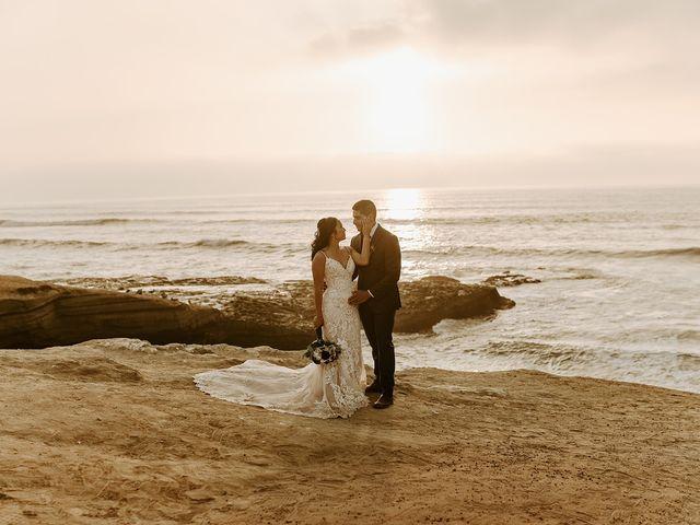 Roy and Mary Ann's Wedding in San Diego, California 34