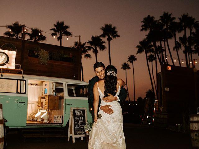 Roy and Mary Ann's Wedding in San Diego, California 42