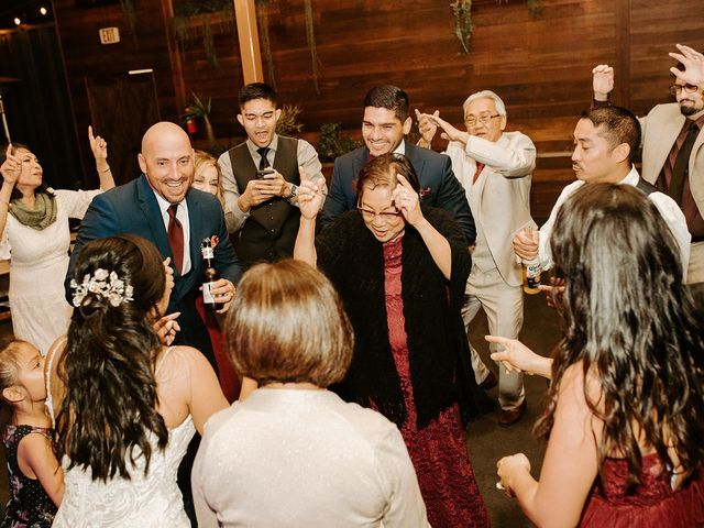 Roy and Mary Ann's Wedding in San Diego, California 61