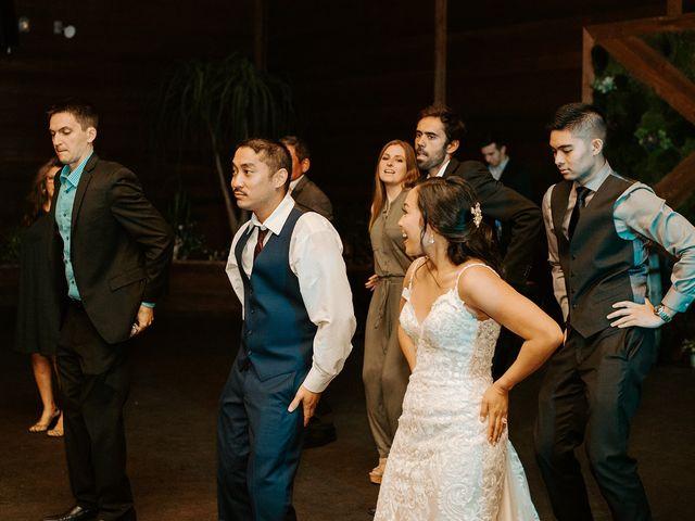 Roy and Mary Ann's Wedding in San Diego, California 64