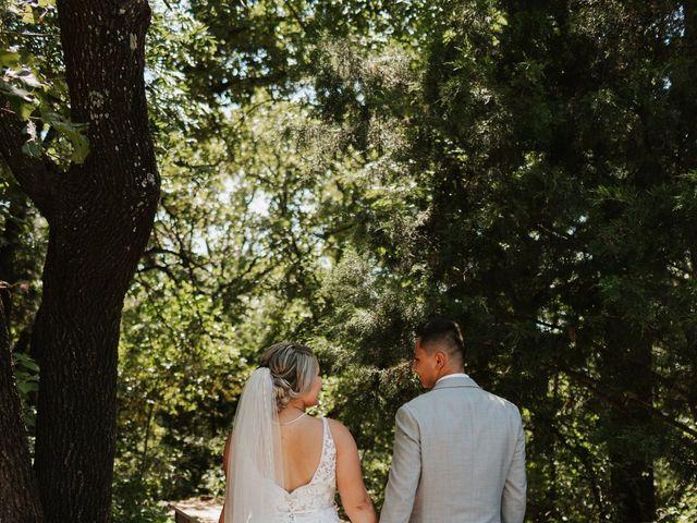 Gustavo and Annika's Wedding in Arlington, Texas 7