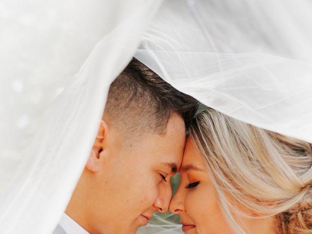 Gustavo and Annika's Wedding in Arlington, Texas 10