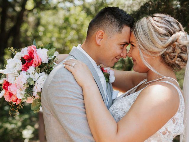Gustavo and Annika's Wedding in Arlington, Texas 11