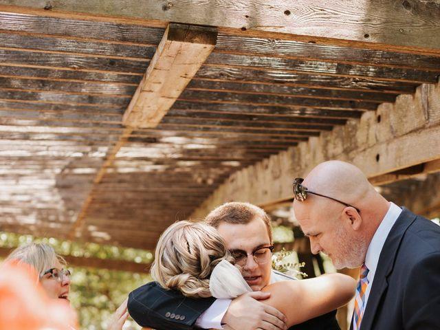 Gustavo and Annika's Wedding in Arlington, Texas 12