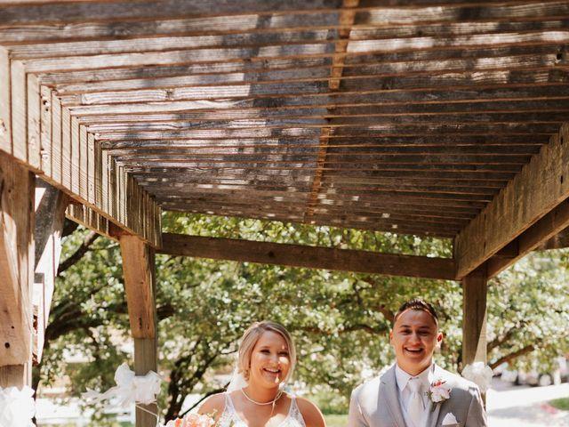 Gustavo and Annika's Wedding in Arlington, Texas 16