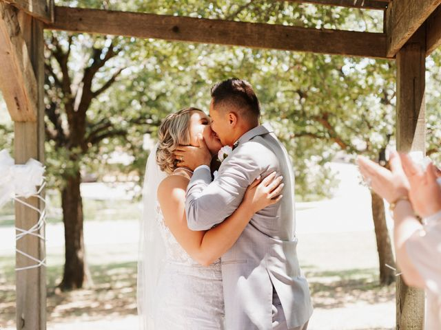 Gustavo and Annika's Wedding in Arlington, Texas 17