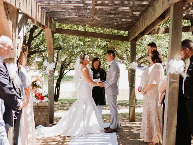 Gustavo and Annika's Wedding in Arlington, Texas 18