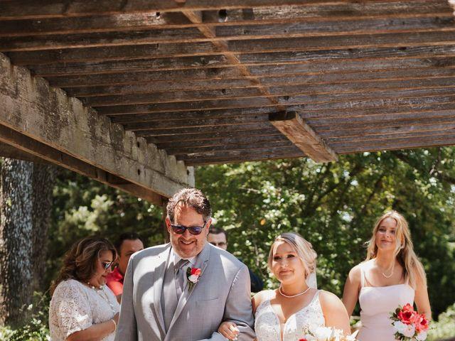 Gustavo and Annika's Wedding in Arlington, Texas 19