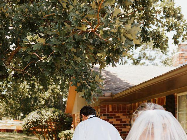 Gustavo and Annika's Wedding in Arlington, Texas 24
