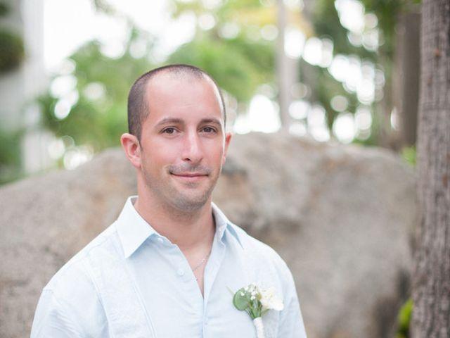 Rachael and Bryan's Wedding in Oranjestad, Aruba 3