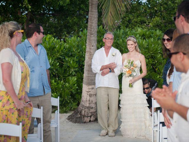 Rachael and Bryan's Wedding in Oranjestad, Aruba 8