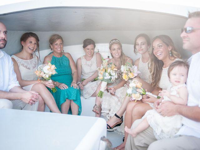 Rachael and Bryan's Wedding in Oranjestad, Aruba 5