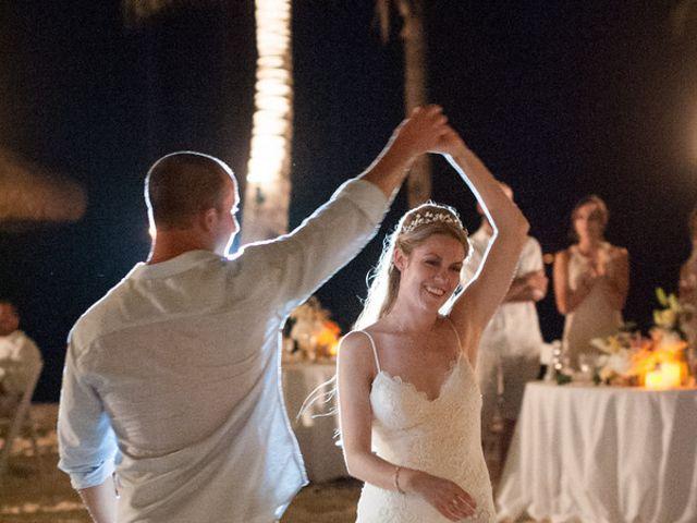 Rachael and Bryan's Wedding in Oranjestad, Aruba 18