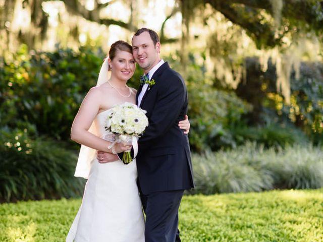 The wedding of Robert and Erika