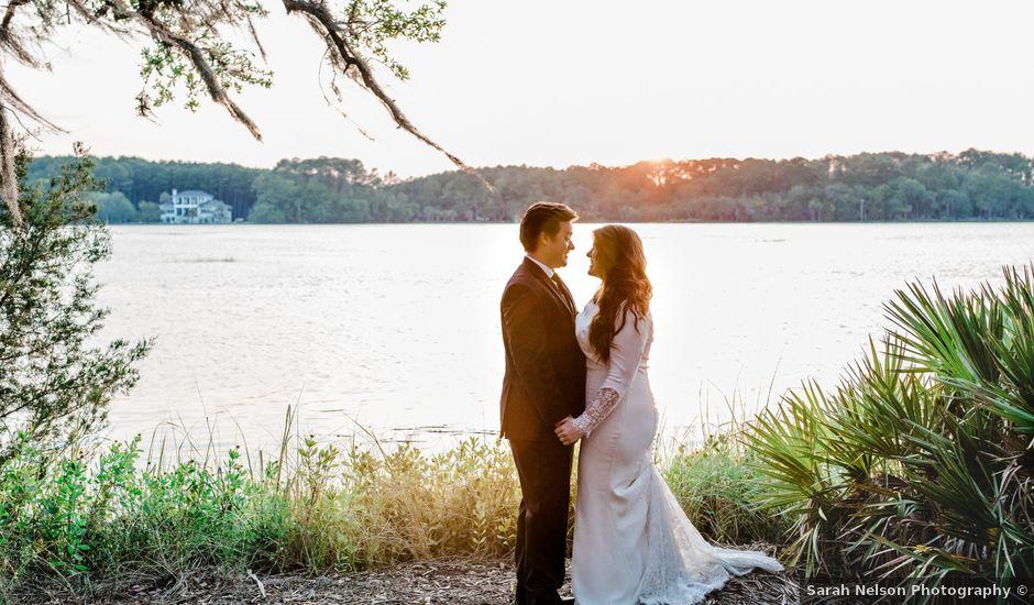 Alexa and Macaulay's Wedding in Bluffton, South Carolina