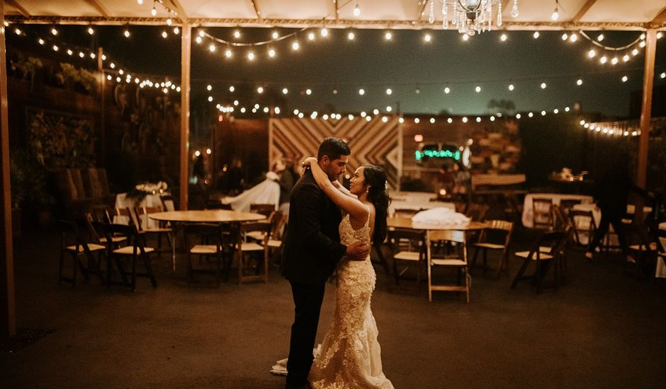 Roy and Mary Ann's Wedding in San Diego, California