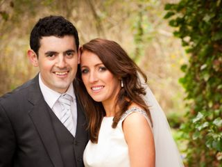 The wedding of Ciaran and Leona 1