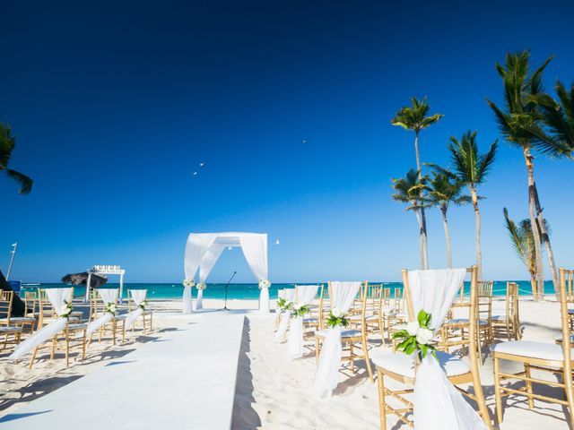Larry and Rebecca's Wedding in Punta Cana, Dominican Republic 20