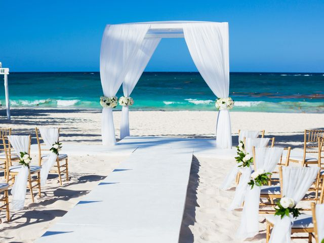 Larry and Rebecca's Wedding in Punta Cana, Dominican Republic 23