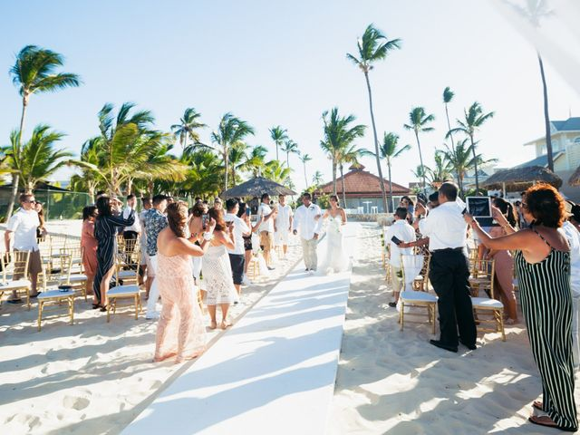 Larry and Rebecca's Wedding in Punta Cana, Dominican Republic 32