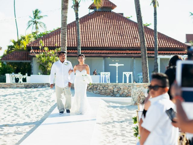 Larry and Rebecca's Wedding in Punta Cana, Dominican Republic 34