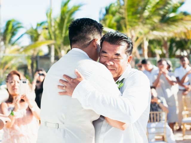 Larry and Rebecca's Wedding in Punta Cana, Dominican Republic 38