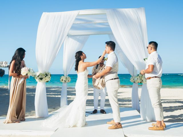 Larry and Rebecca's Wedding in Punta Cana, Dominican Republic 41
