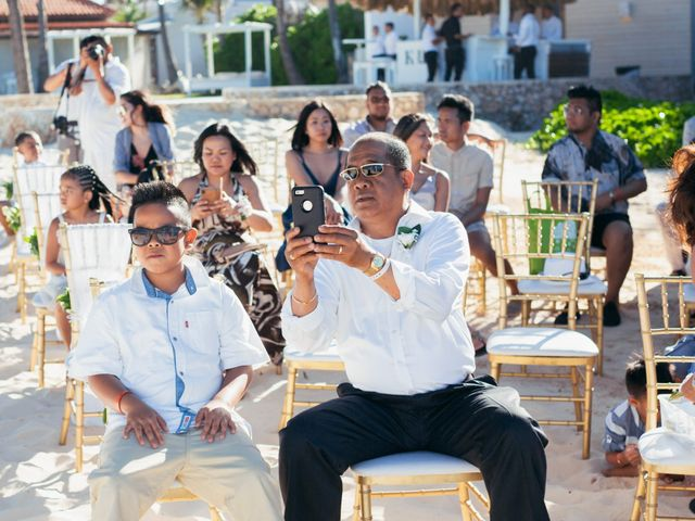 Larry and Rebecca's Wedding in Punta Cana, Dominican Republic 52