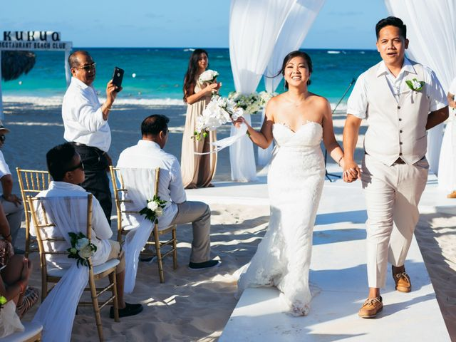 Larry and Rebecca's Wedding in Punta Cana, Dominican Republic 56