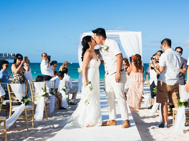 Larry and Rebecca's Wedding in Punta Cana, Dominican Republic 57