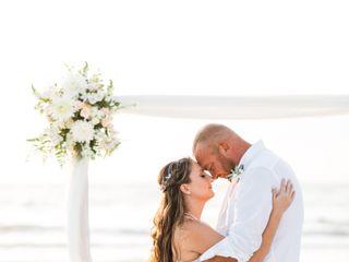 The wedding of Christina  and John 3