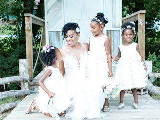 Amaliko and Rashanda's Wedding in Sevierville, Tennessee 3