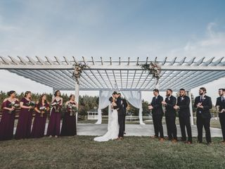 Joey and Christa's Wedding in Milton, Florida 3