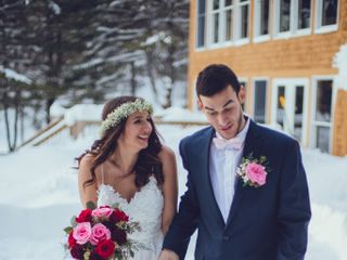 The wedding of Leighton and Nicolette 2