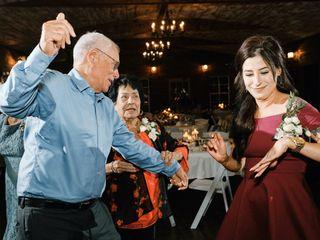 The wedding of Christina and Rusty 1