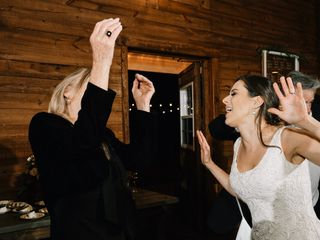 The wedding of Christina and Rusty 2