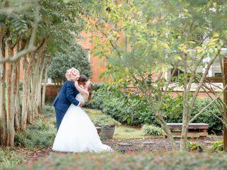 The wedding of Rachel and Stephen