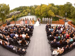 The wedding of Susan and Matt 1