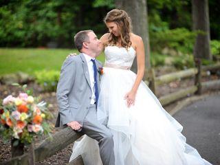 The wedding of Susan and Matt