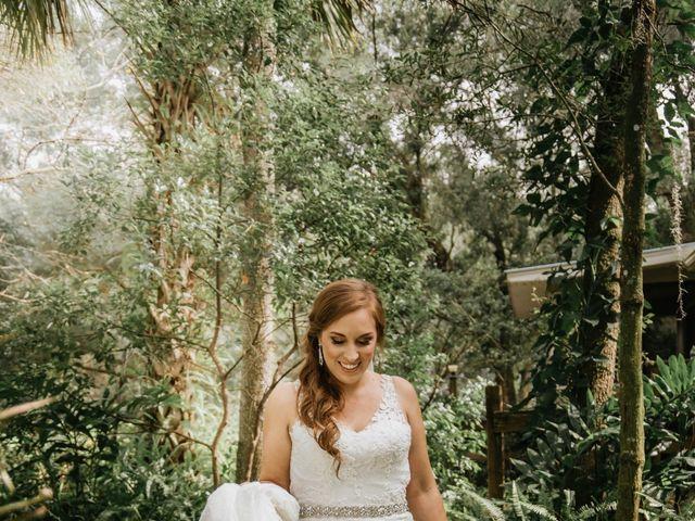 Zach and Alyssa's Wedding in Deland, Florida 4