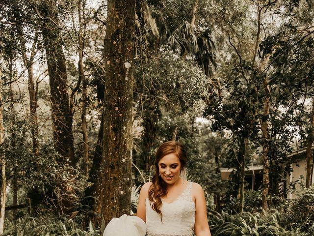 Zach and Alyssa's Wedding in Deland, Florida 5