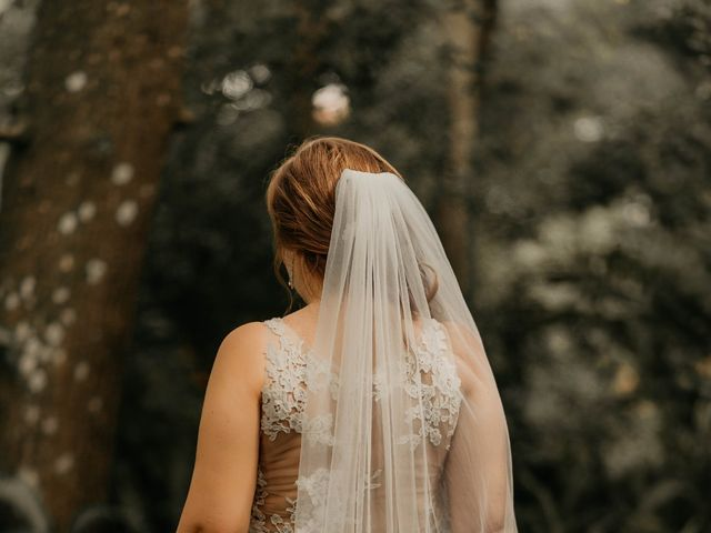 Zach and Alyssa's Wedding in Deland, Florida 7