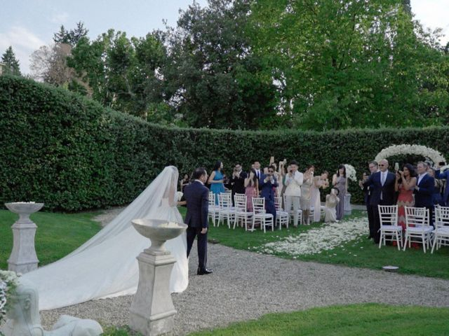 Peter and Paulina's Wedding in Florence, Italy 4