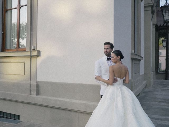 Peter and Paulina's Wedding in Florence, Italy 8