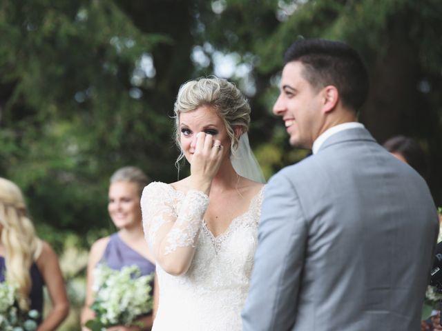 Meghan and Kyle's Wedding in Bath, Ohio 1